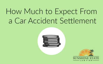 How Much to Expect from a Car Accident Settlement